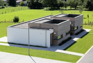 Melot sprl à Baillonville – Isolation et étanchéité de trois toitures plates – 970 m²