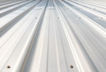 Ecole St Louis à Namur – Rénovation d'une toiture plate en panneaux sandwichs – 450 m²